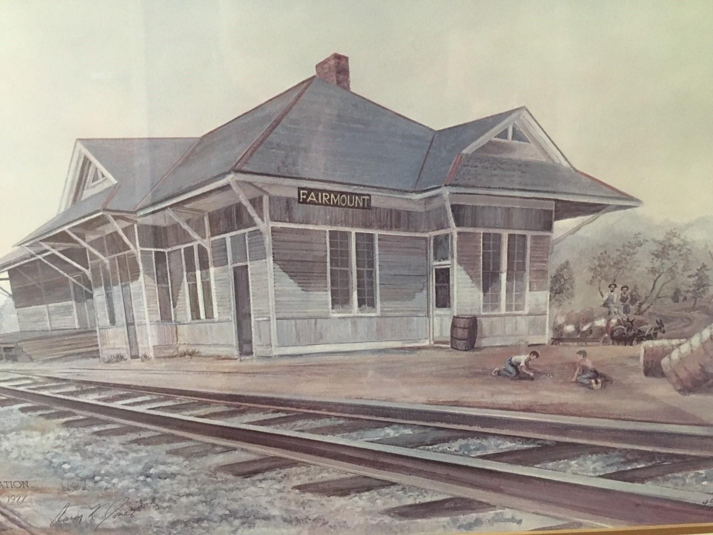 Fairmount Georgia History